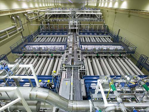 National Ignition Facility - Laser Bay, Lawrence Livermore National Laboratory